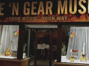 Axe 'N Gear Music