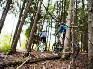 Carrick Mountain Biking Tract