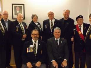 Walkerton Legion Branch 102