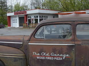 The Old Garage Wood Fired Pizza