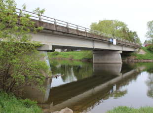 Saugeen River Access #04