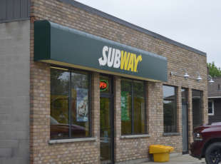 Subway Sandwiches & Salads