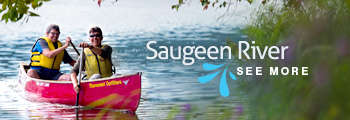 Saugeen River Access Points in Walkerton