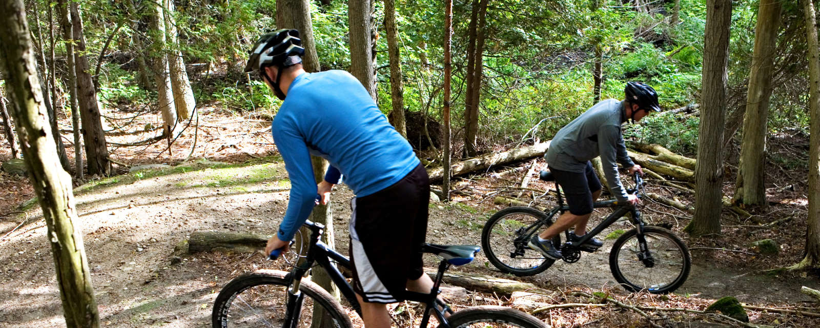 Mountain Biking in Walkerton