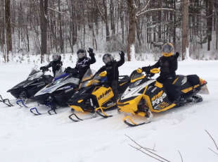 Brockton Snowmobile Trails